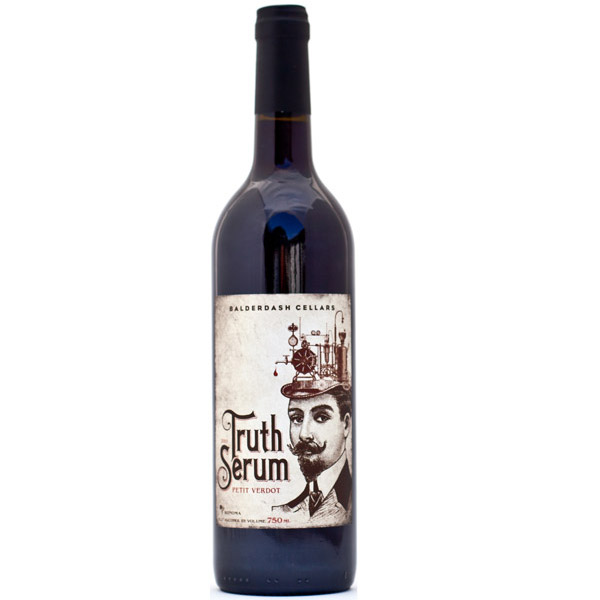 Berkshire Red Wine Truth Serum